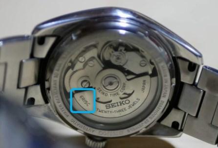 SEIKO-SARB035のキャリパーは「6R15」