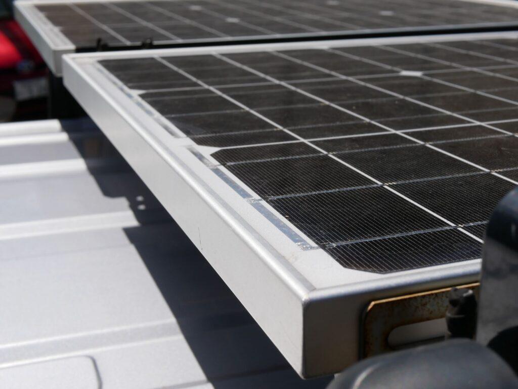 ソーラーパネル 50W×2枚
