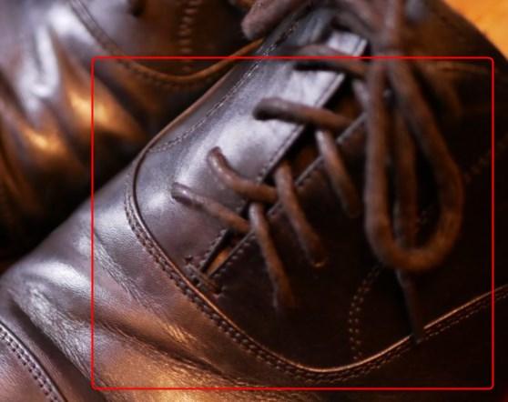 内羽根式の革靴 冠婚葬祭などフォーマル用