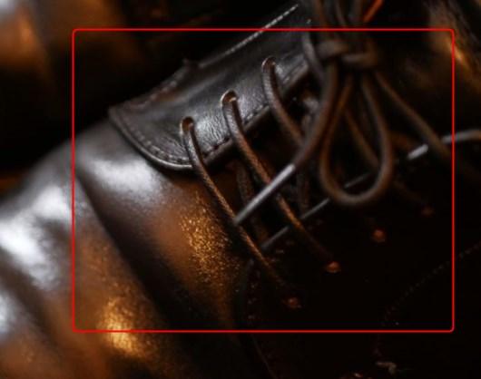 外羽根式の革靴 ビジネス・一般用