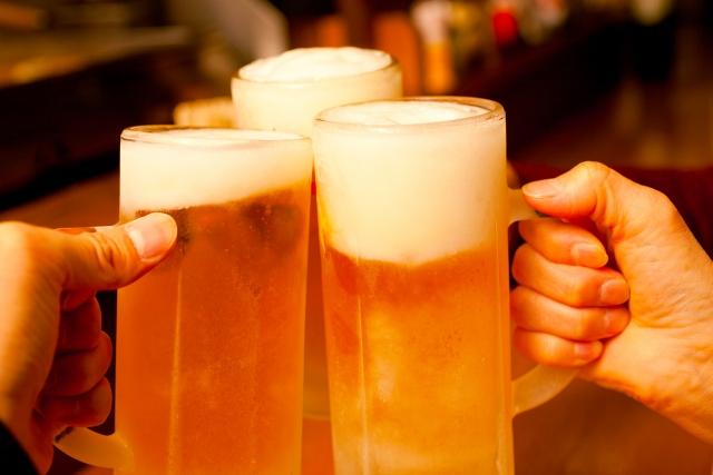 プリン体が満杯のビール!