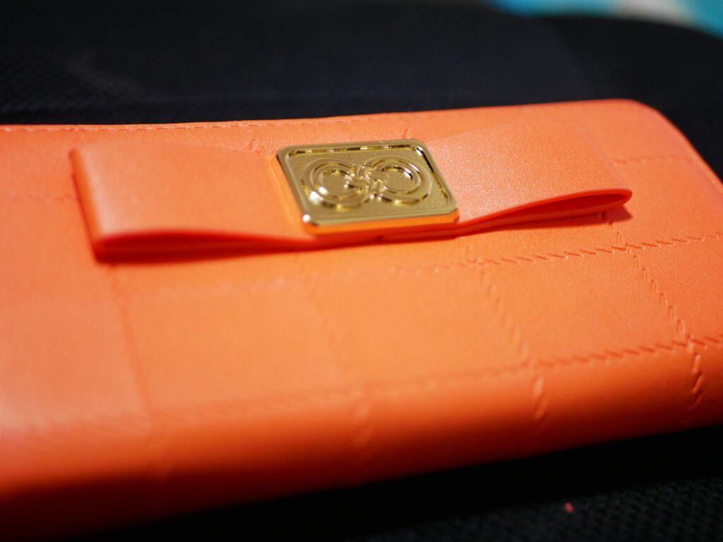 金運アップ!の財布です
