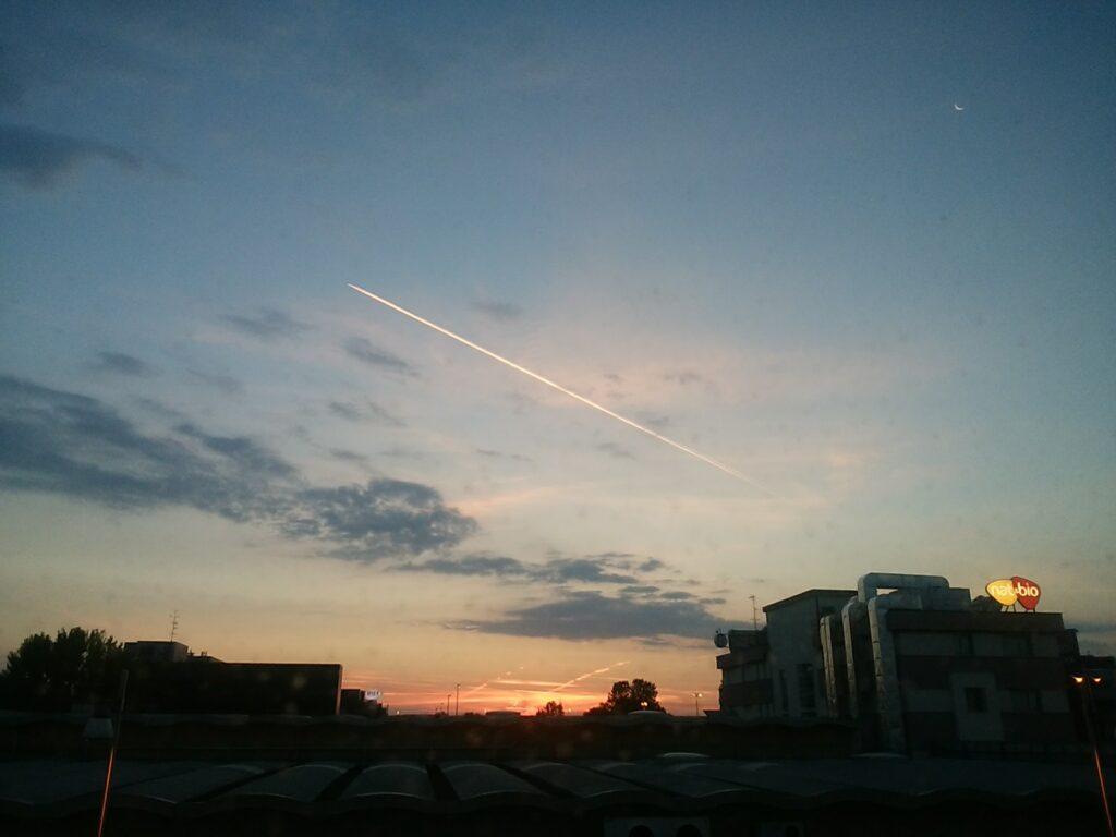 ミラノの早朝