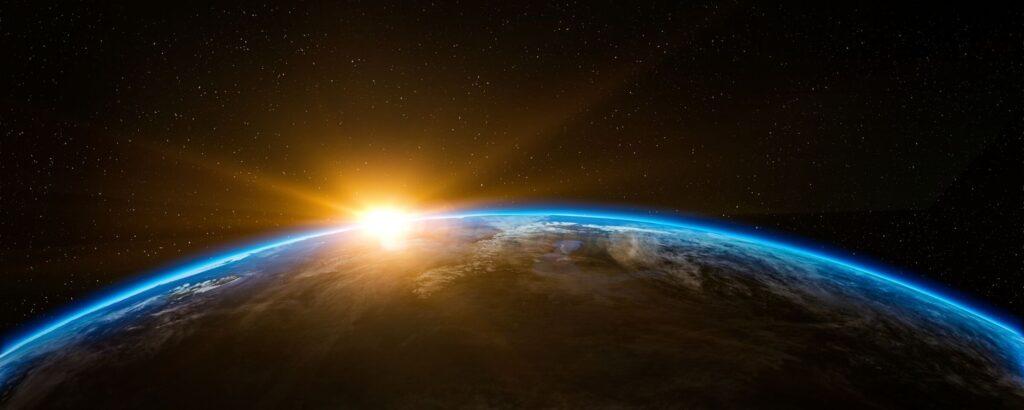 地上とはデジタル通信