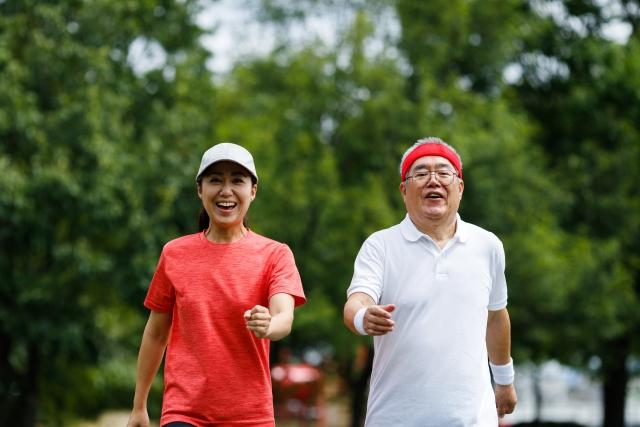 ウォーキングは腰痛予防に効果的